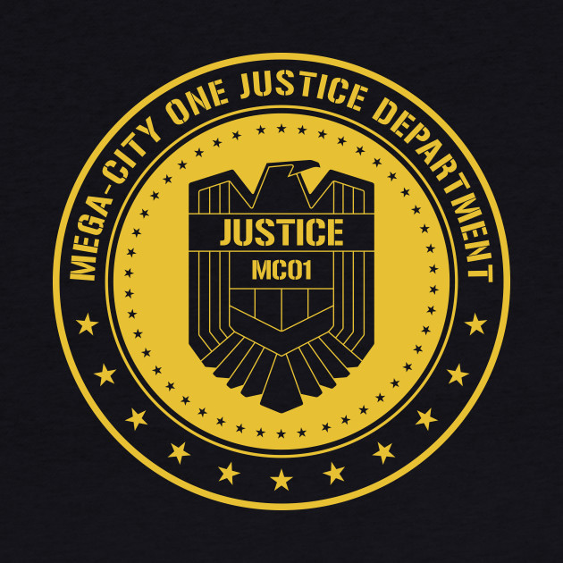 Judge Dredd - Mega-City One Justice Department