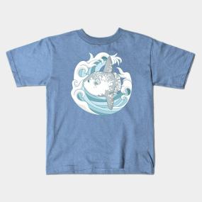 ee6cc43ca Mola Mola Kids T-Shirts