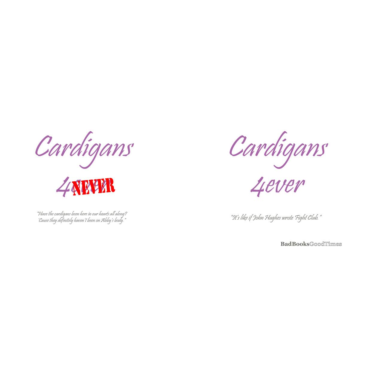 Cardigans 4ever/Cardigans 4NEVER