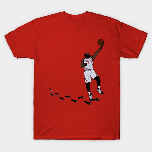 new product e548f 4912f James Harden Funny Travel - NBA Houston Rockets