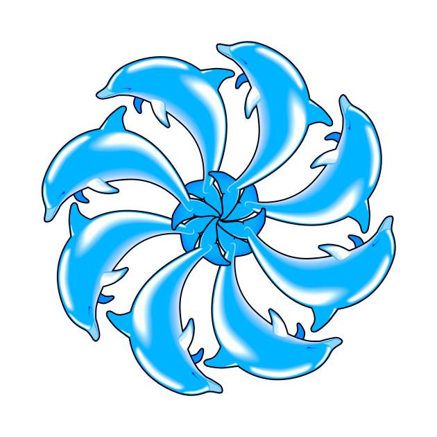 Keep Swimming - Spiral