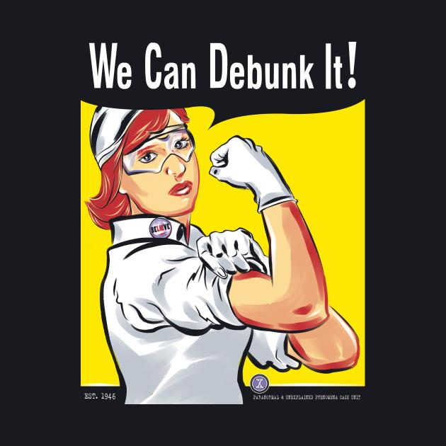 We Can Debunk It!