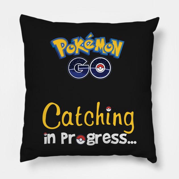 Pokemon Go Catching