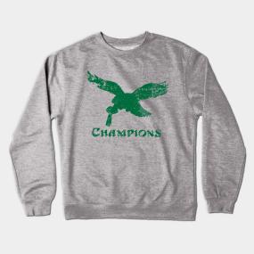 EAGLES CHAMPIONS Crewneck Sweatshirt c101d354e