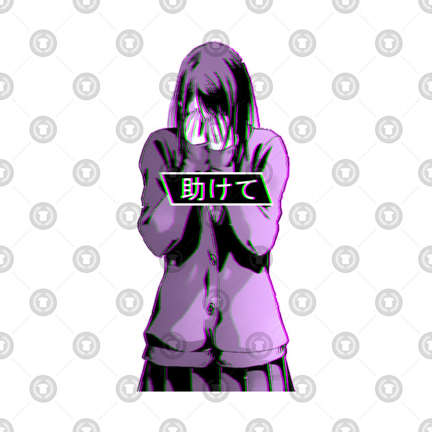Aesthetic Japanese Girl 3 v2