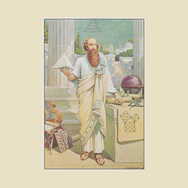 Pythagoras and the 47th Problem of Euclid