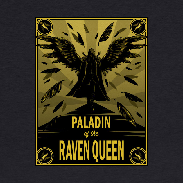 Paladin of the Raven Queen
