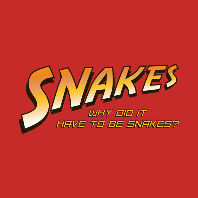 I Hate Snakes!