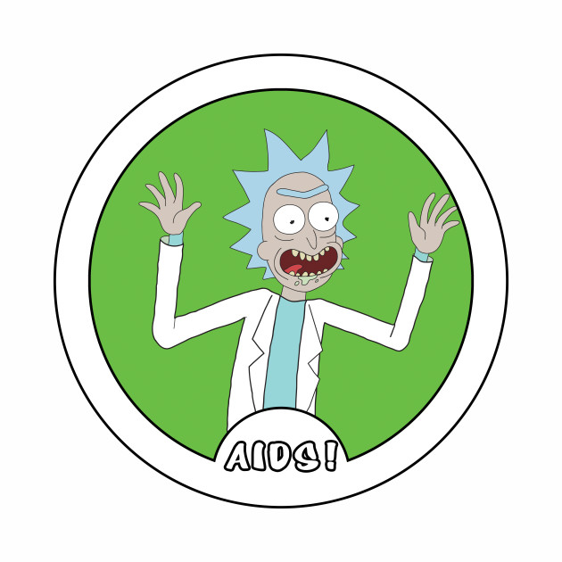 Rick and Morty: AIDS!