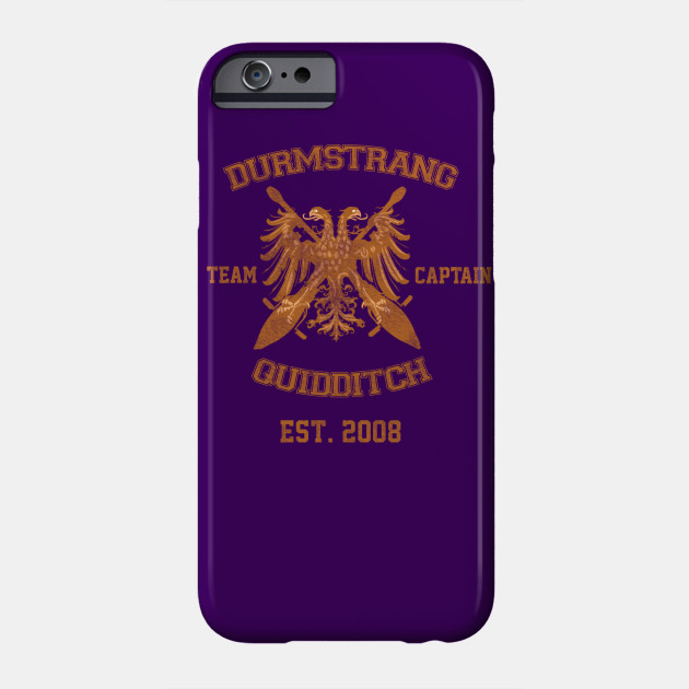 Captain Of Durmstrang Harry Potter Coque Pour Telephones Teepublic Fr Do you know that initially the logo was more restrained, simple and minimalistic? teepublic
