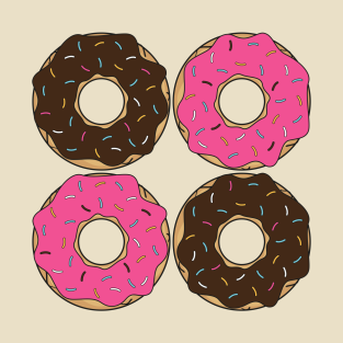 You can't buy happiness, but you can buy different DONUTS.