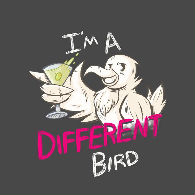 I'm A Different Bird