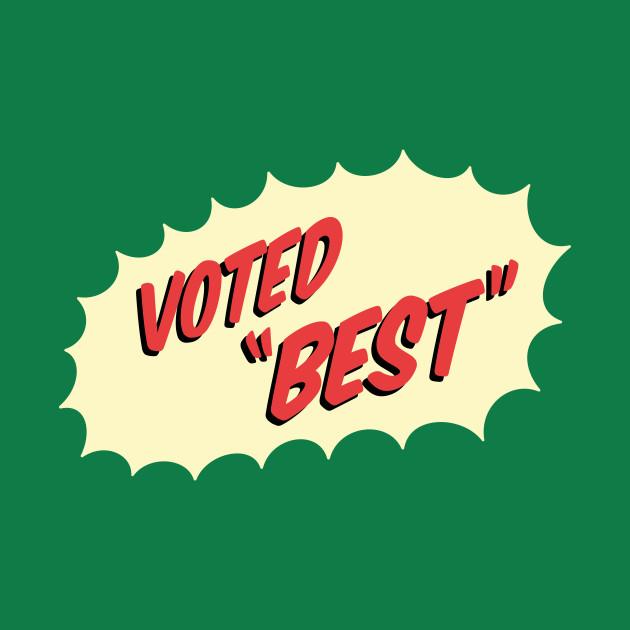 Voted 'Best'