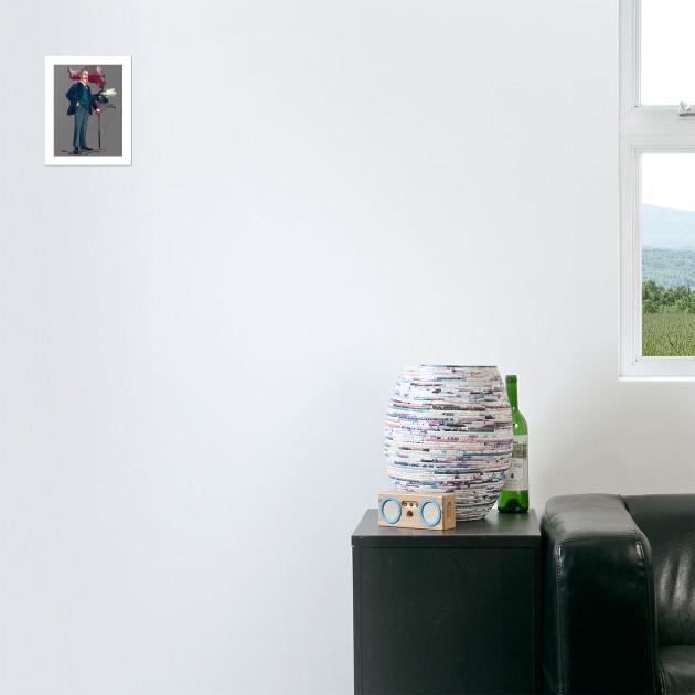 POIROT David Suchet 8x10 foto stampa