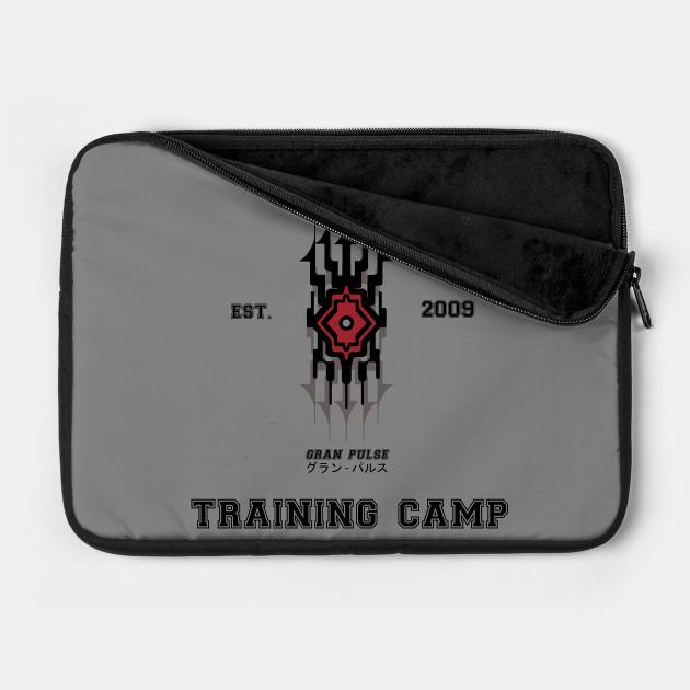 Pulse L'Cie Training Camp
