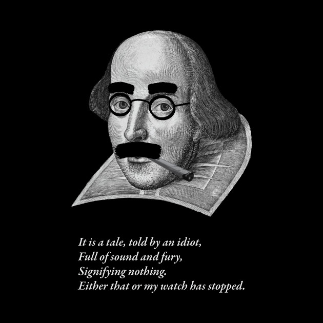 Groucho Marx Shakespeare With Quote