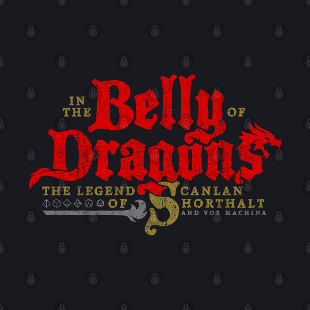 In The Belly of Dragons
