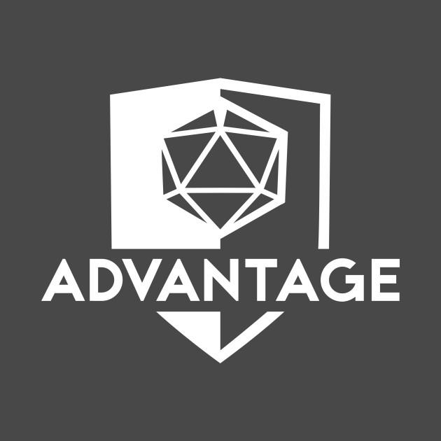 Advantage Silhouette Logo