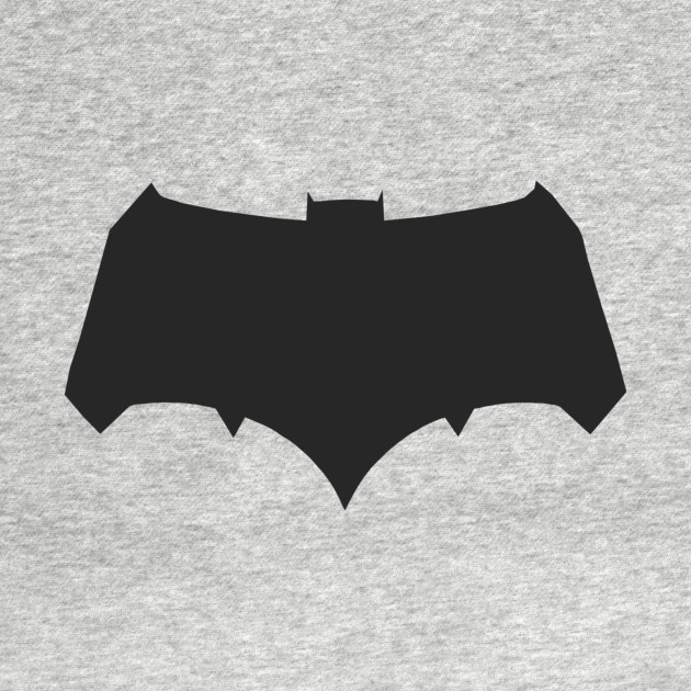 Batman v. Superman - Batman Logo - Batman - T-Shirt ...