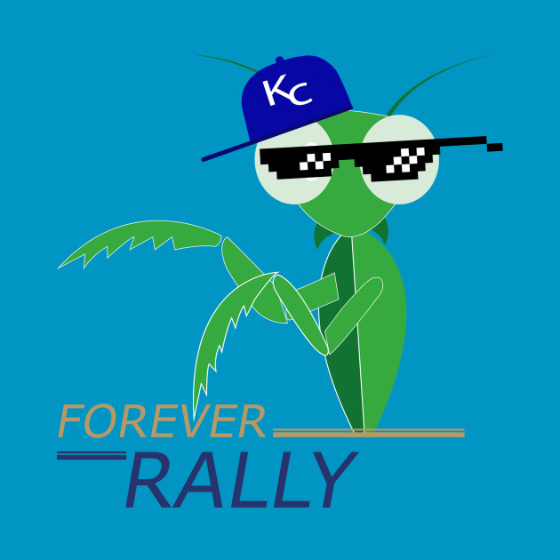 Forever Rally - KC Rally Mantis (with glasses)