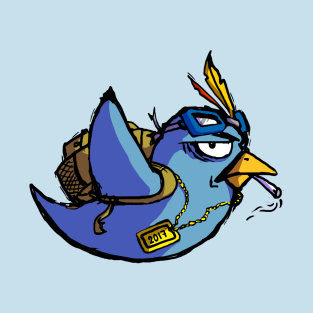 Twitter trap t-shirts