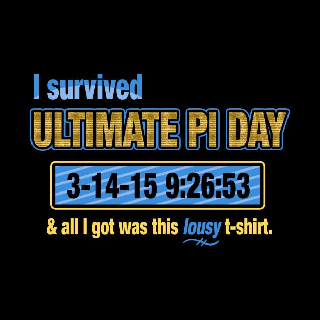 Pi Day Survivor