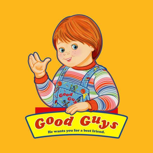 f121e91e3 Good Guys - Child's Play - Chucky - Chucky - T-Shirt | TeePublic