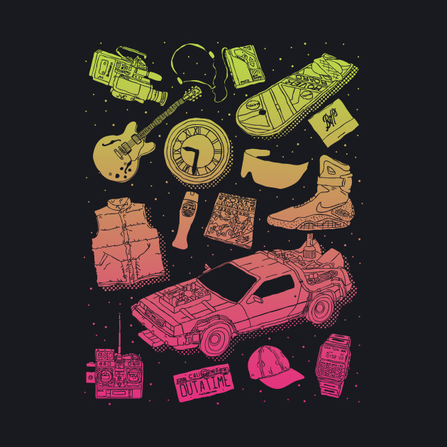 Artifacts: Back to the Future