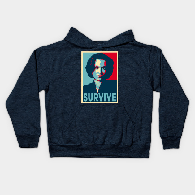DANA SCULLY SURVIVE