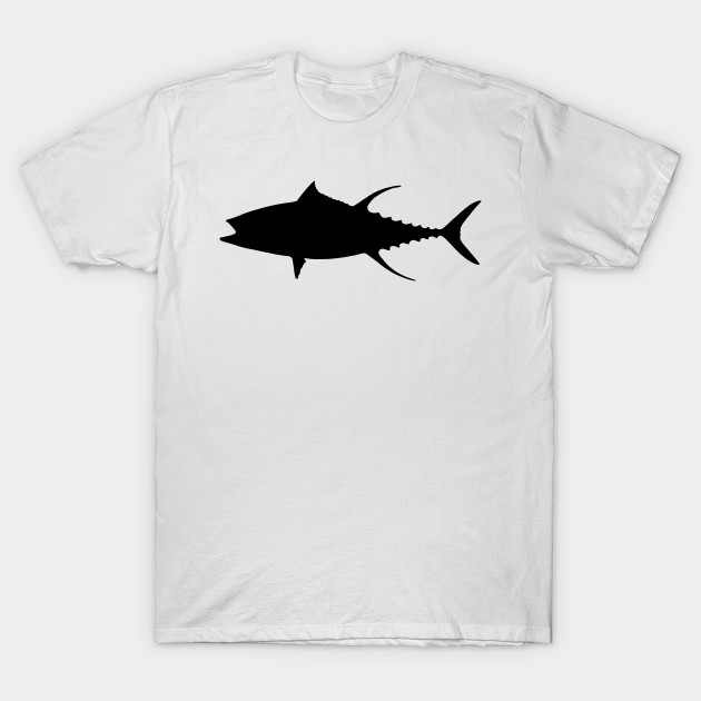 limited edition exclusive yellow fin tuna silhouette yellow fin