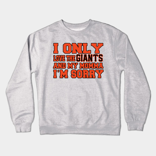 watch 66c48 4a895 Only Love the Giants and My Momma!