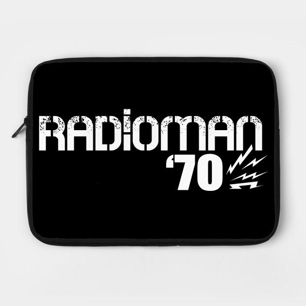 RadioMan'70 - White