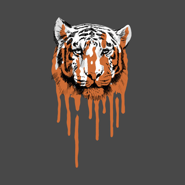 Melting Tiger