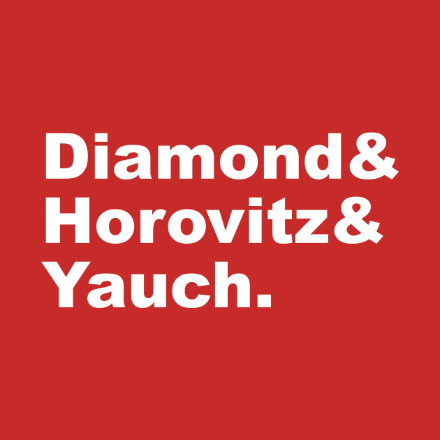 Diamond & Horovitz & Yauch