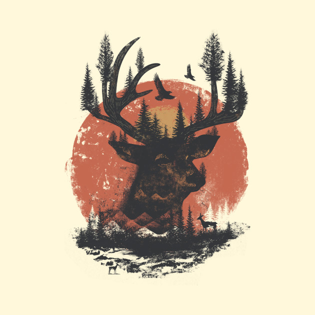 Into the Deer