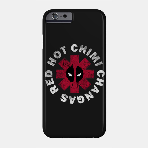 Deadpool Red Hot Chimi