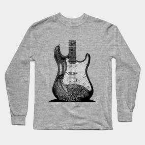 1904cfb0a Fender Long Sleeve T-Shirts | TeePublic