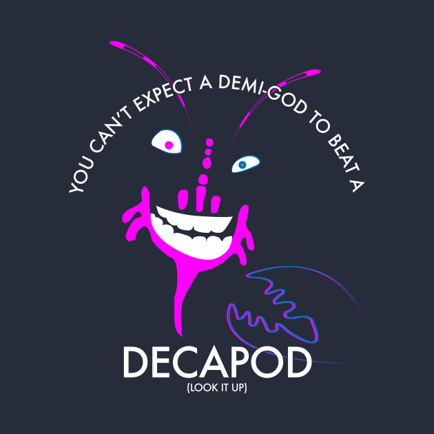 Tamatoa the Decapod (Moana)