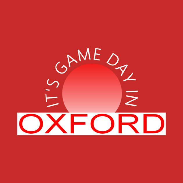 Gameday Oxford