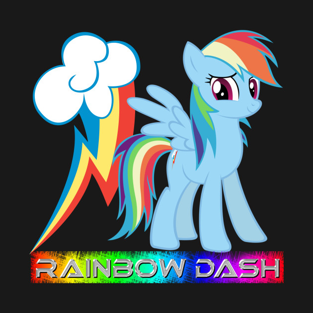 Rainbow Dash and Cutie Mark