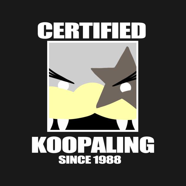 Certified Koopaling - Morton