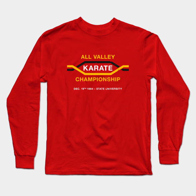 9e253a2152d2 All Valley Karate Championship (aged look) - Karate Kid - Long ...
