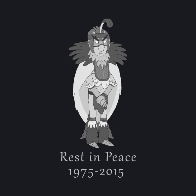 Rick and Morty: RIP Birdperson