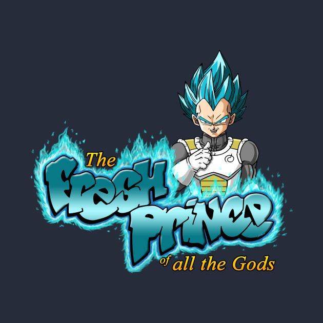 The Fresh Prince of All The Gods