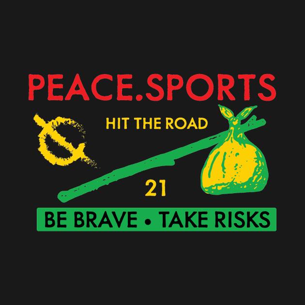 Be Brave. Take Risks.1