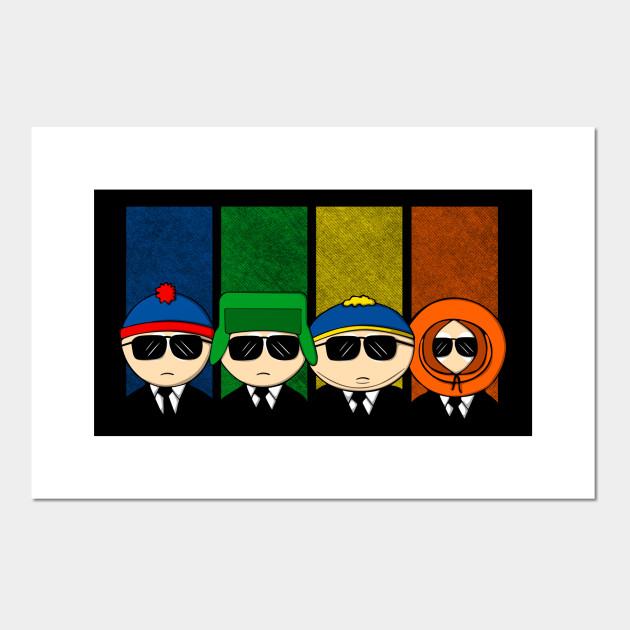 Reservoir Park South Park Posters And Art Prints Teepublic Uk