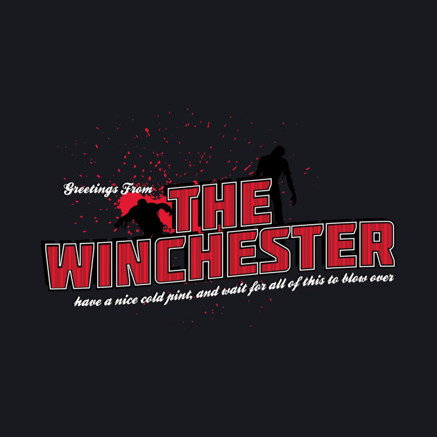 Greetings From The Winchester