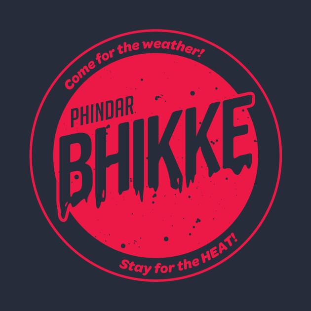 B.H.I.K.K.E. Phindar Red T-Shirt