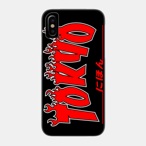 coque iphone xr trasher