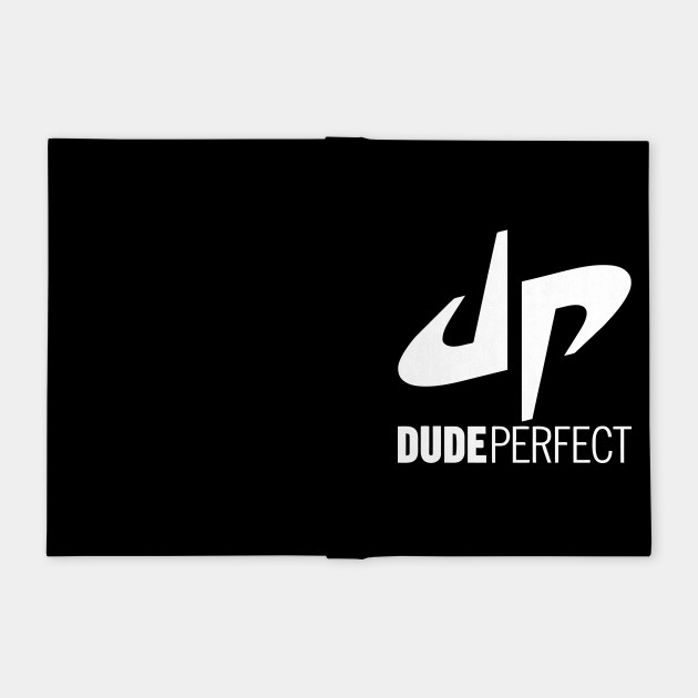 Dude Perfect Dude Perfect Logo Design Notebook Teepublic From wikimedia commons, the free media repository. dude perfect